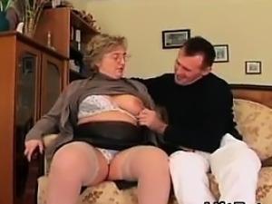 Fat horny granny porn