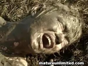 brutal anal video