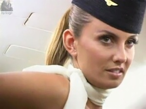 Absolutely Girls in military uniform blowjob