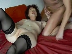 ugly granny anal
