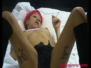 extreme interracial smoking sex