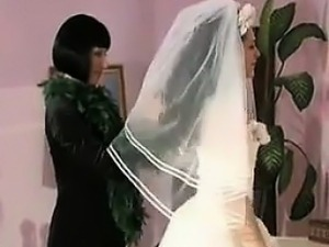 virgin bride orgasm video