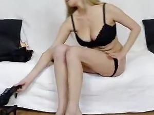mature video foot
