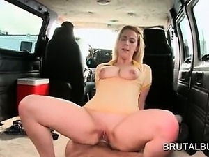 fuck bus video