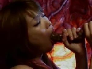 free alien cums on girl porn