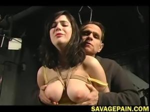 bondage video pictures ass hook
