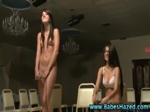 hot naked party girls