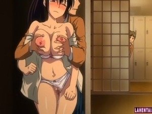 naked cartoon wives