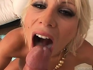 thick cock wife pussy sperm