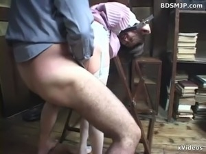 mature french maid pussy