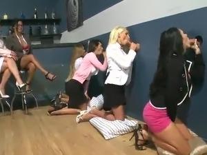 cfnm party drunk girls
