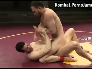 lesbian wrestle and fuck