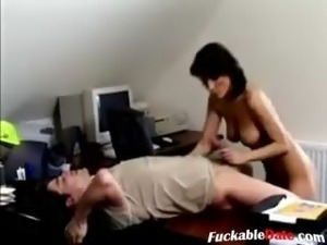 German teacher fucked
