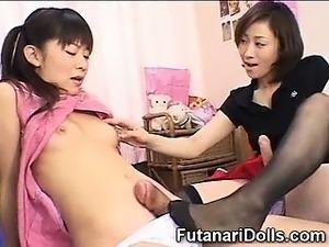 futanarie dick girls