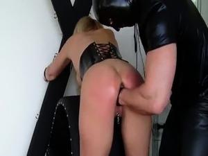 flower tucci in lesbian bdsm porn