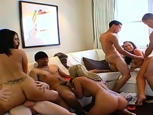 group sex black guys