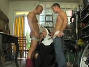 nun anal movie galleries