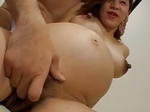 Asian deepthroat tubes