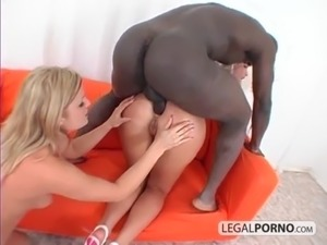black guy with my wife