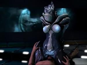 Alien sex girl