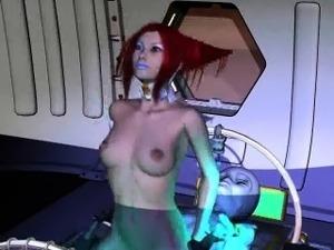 alien pussy porn