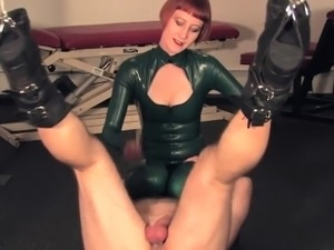 latex hands for pussy