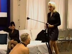 whipped ass femdom lesbian