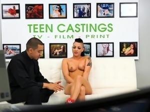 mature sex casting