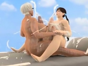 hentai lesbian girls futanari