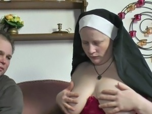 nun fuck video