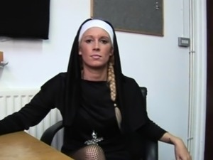 sex with a asian nun