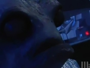 alien porn video