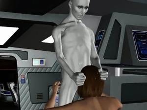 naked alien pics
