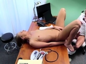 the doctor pound my pussy