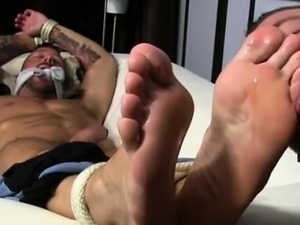 Teen foot fetish video