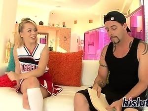 hardcore cheerleader young teen pussy