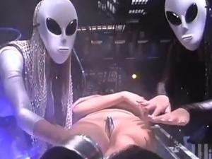 alien swedish bikini team porn