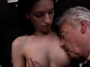 granny movie high older anal