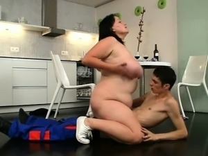 hardcore sex with plumber