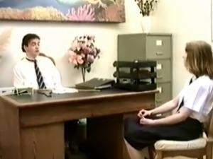 free videos girls getting spanked