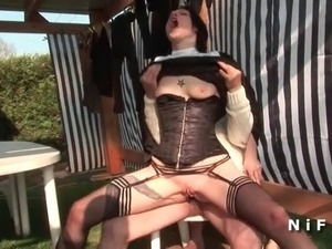 oral sex with a nun videos