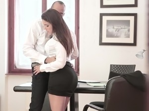Secretary Porn Video