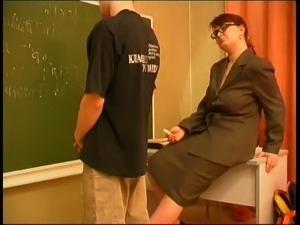 tight teacher pussy