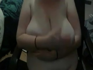 Hot saggy boobs