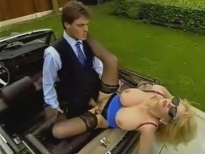 Hot girls washing cars