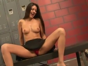 young cheerleader blowjob