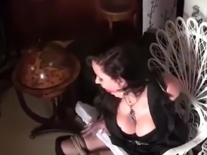 asian maid service sex video