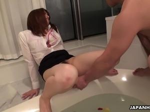 Girls fucking in office