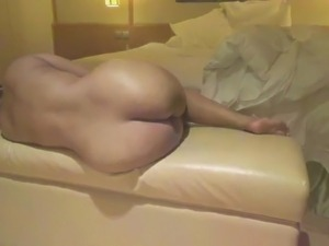 chunky blonde hotel fucked video