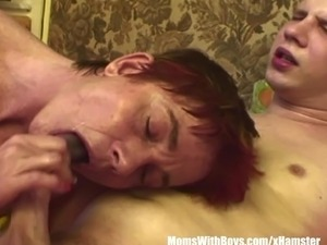 amateur mature anal videos